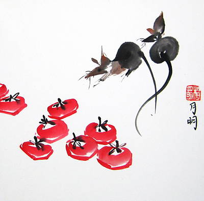 Rats In Raid Art Print by Ming Yeung