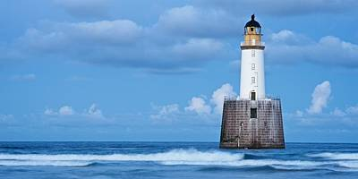 Photograph - Rattray Head Panorama by Stephen Taylor