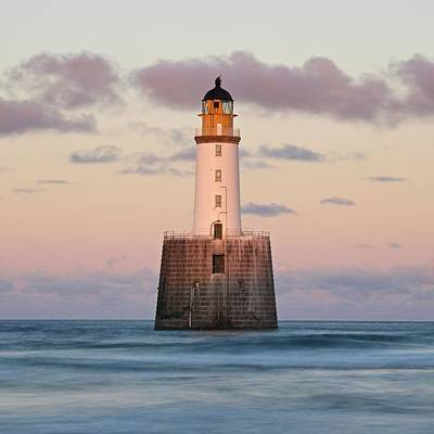 Photograph - Rattray Head Sunset by Stephen Taylor