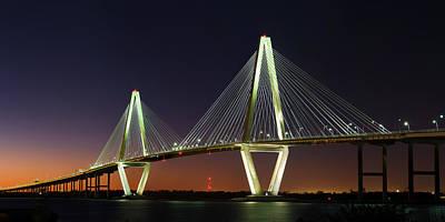 Photograph - Ravanel Bridge by Martin Longstaff