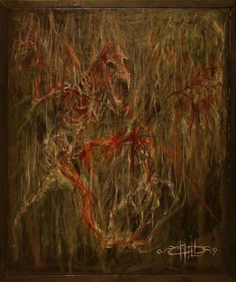 Raven Art Print by Brian Child