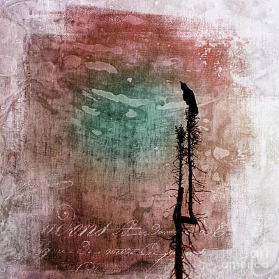 Raven Call 2 Art Print