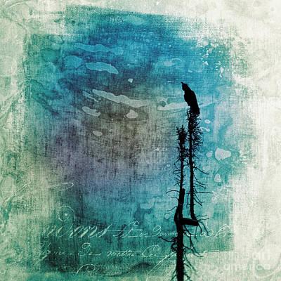 Raven Call 5 Art Print