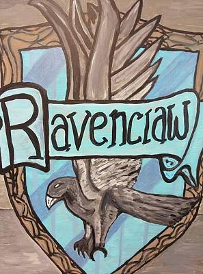 Painting - Ravenclaw by Jonathon Hansen