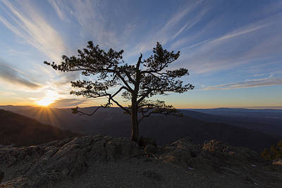 Photograph - Ravens Roost Sunset by Amber Kresge