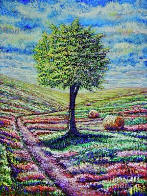 Painting - Ravine by Viktor Lazarev
