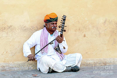 Photograph - Rawanhathha Player 04 by Werner Padarin