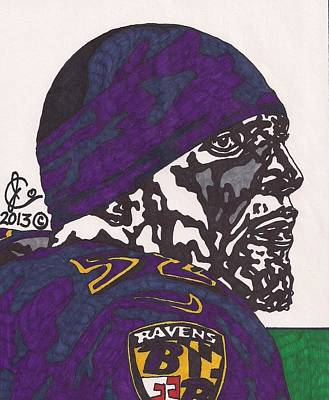 Ray Lewis  Original by Jeremiah Colley