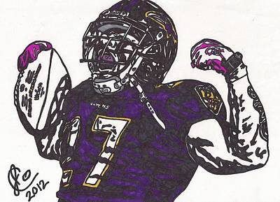 Ray Rice 1 Original by Jeremiah Colley