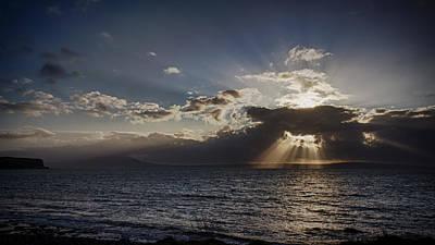 Photograph - Rays by Alex Leonard