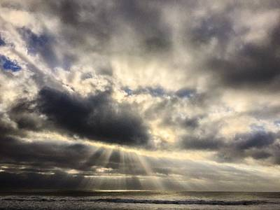 Photograph - Rays And Light by Alistair Lyne
