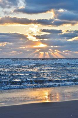 Photograph - Rays Of Light  by Barbara Ann Bell