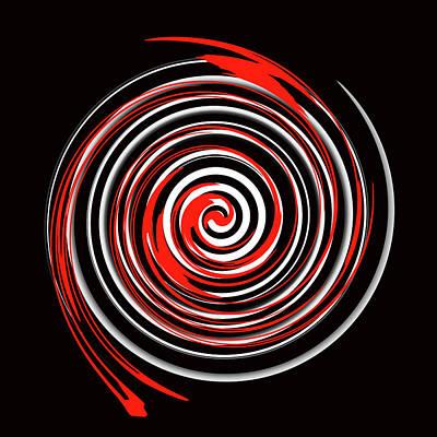 Rhythm And Blues Digital Art - Razorblade Thoughts by Sir Josef - Social Critic -  Maha Art