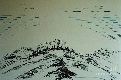 Drawing - Rbf0212 by Robert F Battles