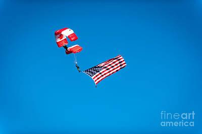 Photograph - Rcaf Skyhawks  by Wayne Wilton
