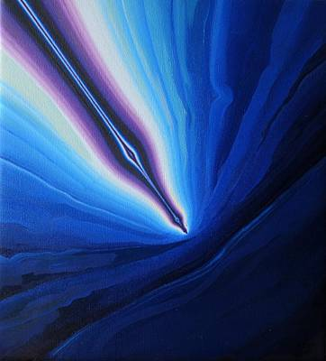 Painting - Re-entry by Steve Kobb
