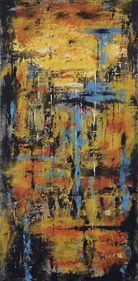 Painting - Rekindle by Jim Benest