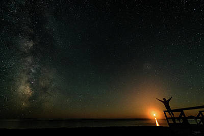 Photograph - Reach For The Stars by Doug Gibbons