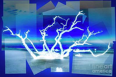 Photograph - Reaching For You Driftwood Beach Jekyll Island Art by Reid Callaway
