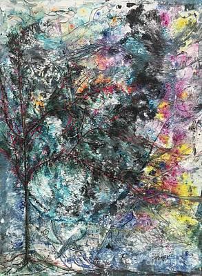 Painting - Reaching by Heather McKenzie