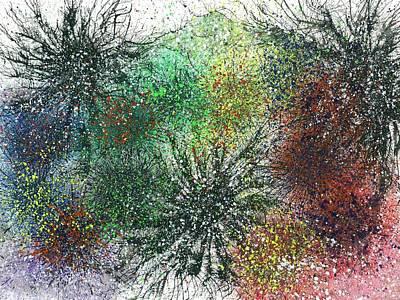 Reaching The Transcendent Realm #575 Art Print