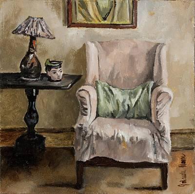 Reading Chair Original by Jolante Hesse
