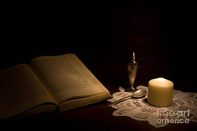 Caravaggio Photograph - Reading Composition by Levin Rodriguez