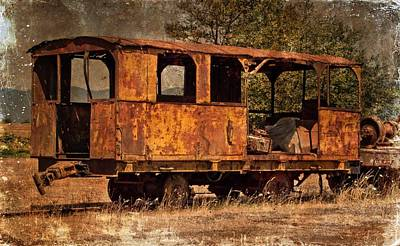 Photograph - All Aboard To Nowhere by Thom Zehrfeld