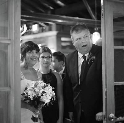 Photograph - Ready For Grand Entrance by Ellen O'Reilly