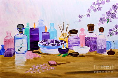 Ready For Relaxation Art Print