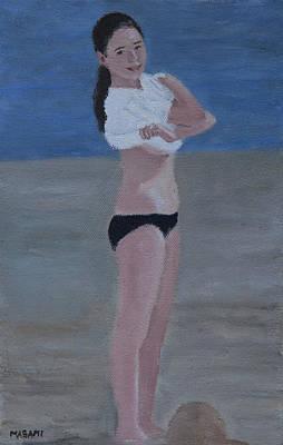 Painting - Ready For Summer Fun by Masami Iida