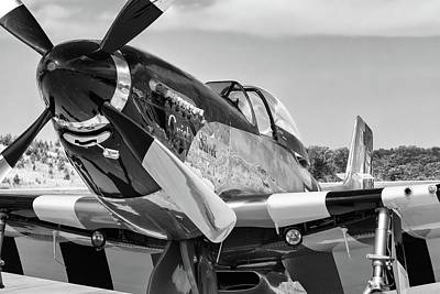 Photograph - Ready For The Fight - 2018 Christopher Buff, Www.aviationbuff.com by Chris Buff
