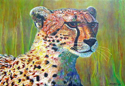 Ready For The Hunt Art Print by Michael Durst