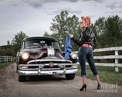 Photograph - Ready, Set.... by Brad Allen Fine Art