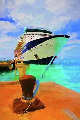 Photograph - Ready To Cruise by Alice Gipson