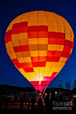 Photograph - Ready To Launch by Jon Burch Photography