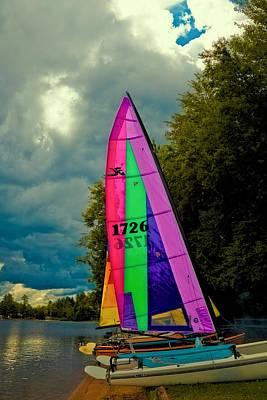 Photograph - Ready To Sail by David Patterson