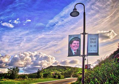 Photograph - Reagan Country by Lynn Bauer
