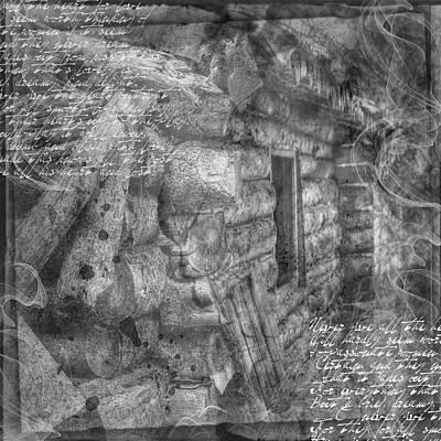 Digital Art - Reality by Nadine Berg