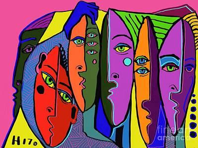 Digital Art - Really? by Hans Magden