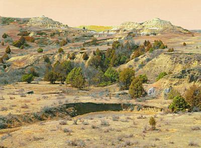 Photograph - Realm Of Golden West Dakota by Cris Fulton
