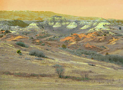 Photograph - Realm Of The Little Missouri by Cris Fulton