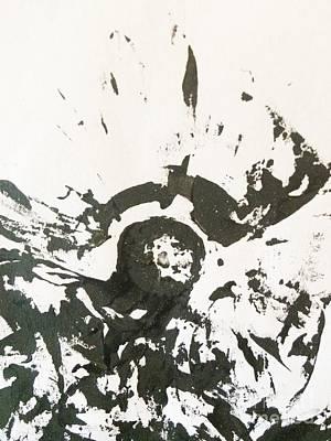 Jenna Thomas Wall Art - Drawing - Reaper by Jennifer Thomas