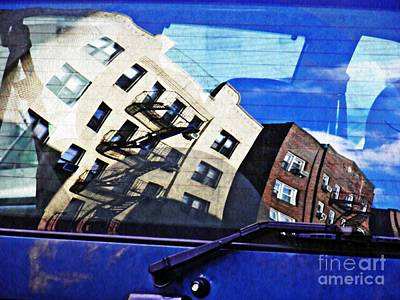 Photograph - Rear Window by Sarah Loft