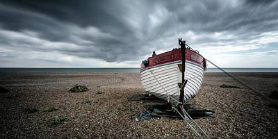 Photograph - Rebecca by Steve Caldwell