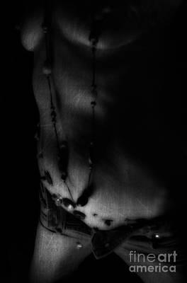 Unbuttoned Photograph - Rebel by Eva Maria Nova