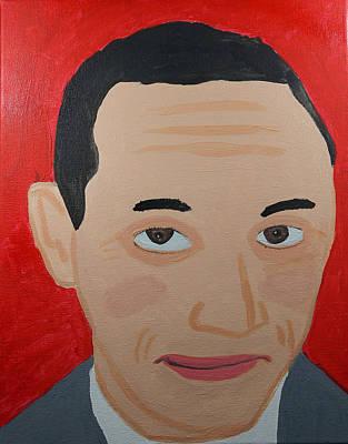 Pee Wee Herman Painting - Rebel by John Morrison