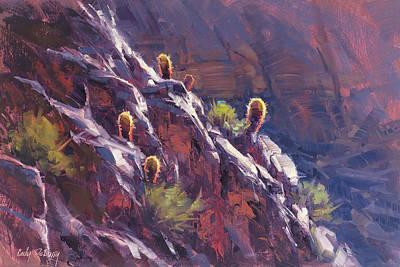 Paintings - Rebels by Cody DeLong