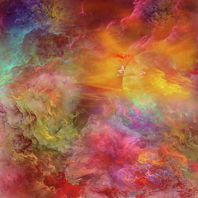 Rebirth Original by Mac Titmus