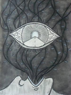 Rebirth Art Print by Marsha Ferguson